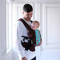 Эрго-рюкзак Love & Carry DLIGHT Лисички
