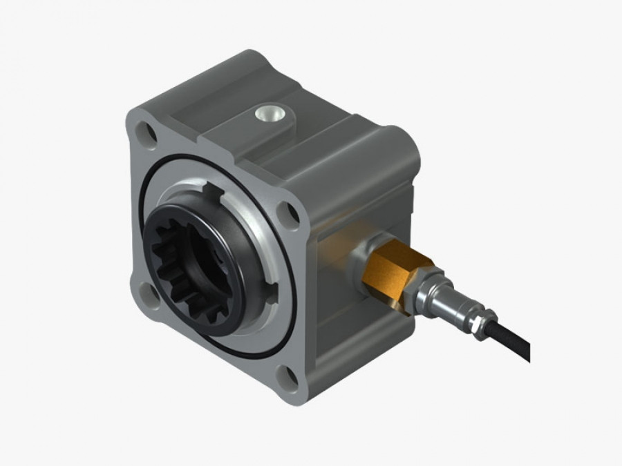 Коробка отбора мощности ZF с электровключением