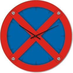 """Часы настенные """"Остановка запрещена"""" (300мм) [Стекло, Открытые]"""