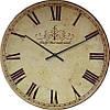 """Часы настенные """"Римские цифры 3"""" (350мм) [Стекло, Открытые]"""
