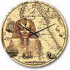 """Часы настенные большого размера """"Сфинкс"""" (450мм) [Стекло, Открытые]"""