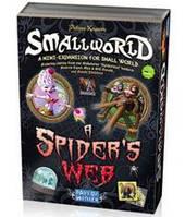 Маленький мир: Сети паука (Small World: Spider's Web) настольная игра