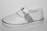 Детские слипоны оптом. Спортивная обувь для девочек от производителя Tom.m (Boyang) 0220D (8пар 31-36)