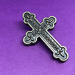 Крест металлический. 60х38мм
