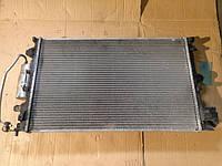 1300264 Радиатор охлаждения Оpel Vectra C б\у