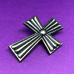 Крест металлический. 60х43мм