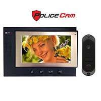 Комплект видеодомофона PoliceCam PC-701  DVC-4Q