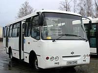 Стекло ветровое (лобовое) Богдан-А091