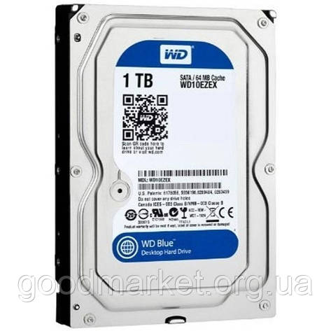 Жесткий диск WD Blue WD10EZEX, фото 2