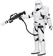 Огнеметчик Первого Ордена, фигурка с аксессуаром, 30 см, Звездные войны, Hasbro