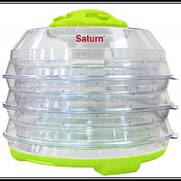 Сушилка для продуктов Saturn ST-FP0112 салатовая-прозрачная