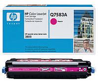 Заправка картриджа HP Color LaserJet 3600/ 3800/ CP3505 series Magenta (Q7583A)