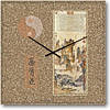 """Часы настенные """"Фен-шуй-7"""" (450мм) [Стекло, Открытые]"""
