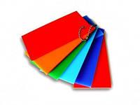 Цветной акрил 3мм с порезкой в размер