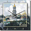 """Часы настенные большие """"Киев"""" (450мм) [Стекло, Открытые]"""