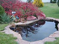 Декоративные маленькие водоемы под ключ