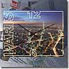 """Часы настенные большие """"Paris"""" (450мм) [Стекло, Открытые]"""