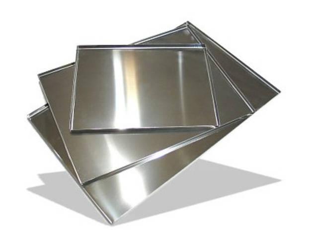 Куски алюминиевого листа 27 мм АМГ6, фото 2