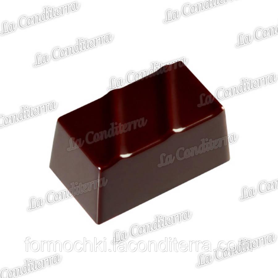 Полікарбонатна форма для шоколадних цукерок PAVONI SP1082
