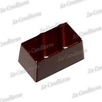 Поликарбонатная форма для шоколадных конфет PAVONI SP1082