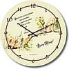 """Часы настенные детские """"Феи Вингс"""" (300мм) [Стекло, Открытые]"""