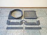 Кожух вентилятора ЮМЗ | Установка дифузора на радиатор трактора ЮМЗ, фото 2