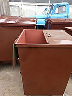 Контейнеры мусорные с крышкой 0,7 м.куб. (2мм), Днепропетровск