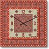 """Часы настенные """"Орнаменты"""" (350мм) [Стекло, Открытые]"""