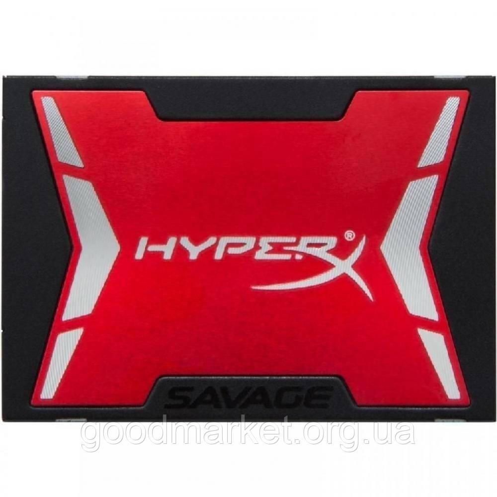 SSD накопитель Kingston HyperX Savage SHSS37A/240G