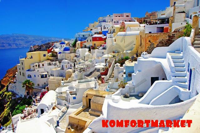 """Фотообои: """"Добро пожаловать в Грецию 2"""""""