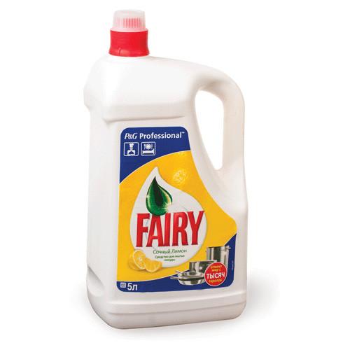 """Моющее ср-во для посуды """"Fairy"""" 5л."""