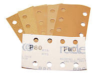 Абразивный лист Radex Gold 70х127мм, 8 отв. P 60-500 550802