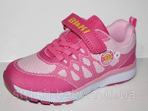 Детские кроссовки оптом. Детская спортивная обувь бренда Tom.m (Bi&Ki) для девочек (рр. с 27 по 32), фото 2