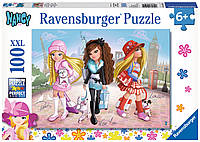 Пазл Мир моды (100 эл.), Ravensburger