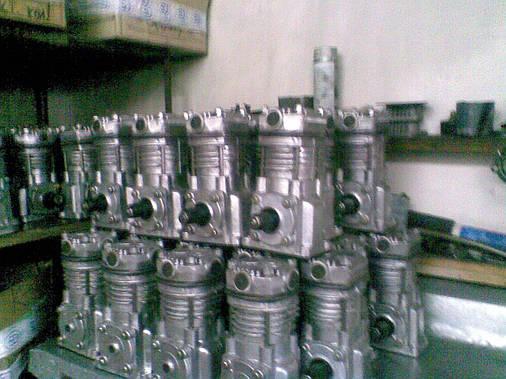 Компрессор ПАЗ водяного охлаждения 3205-3509009, фото 2