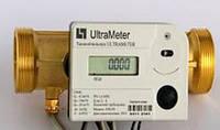 """Счетчик тепла ультразвуковой UltraMeter UM-25 1"""" DN 25 + M-Bus, компактный промышленный"""