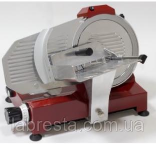 Слайсер (ломтерезка) Celme FA 250 ROSSA, диск 25 см, червоний корпус