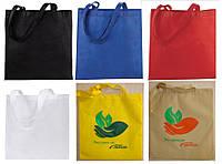 Эко сумка с ВАШИМ  логотипом от 20 штук