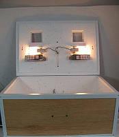 Инкубатор для яиц Курочка ряба на 60 яиц с автоматическим переворотом(цифровой терморегулятор) М