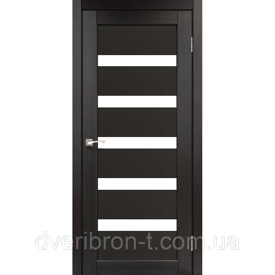 Двери Корфад Porto PR-03 венге
