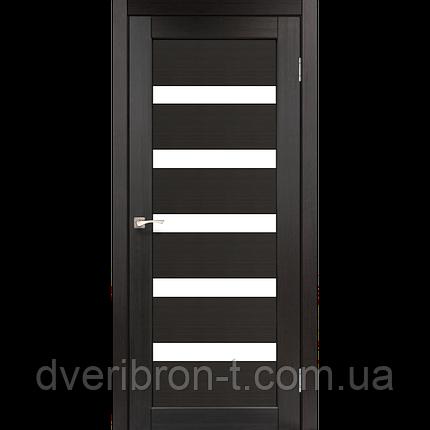 Двери Корфад Porto PR-03 венге, фото 2