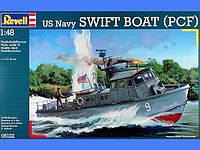 Патрульный катер US Navy Swift Boat (PCF); 1:48, Revell