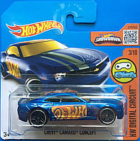 Базовая машинка Hot Wheels Chevy Camaro Concept