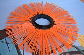 Диск щеточный, щетка дисковая 120х550 беспроставочная полипропиленовая
