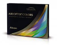 Цветные контактные линзы AirOptix Colors 1 месяц