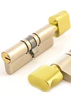 Цилиндр Mul-t-lock 7х7 35х35 ключ/тумблер