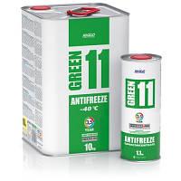 Антифриз концентрат XADO для oхлаждения двигателя Antifreeze Green 11 -40⁰С