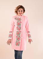 Нежное и женственное кашемировое пальто