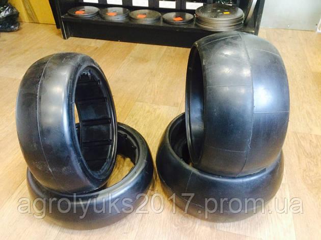 Бандаж колеса прикатывающего СУПН 300х150,, фото 2