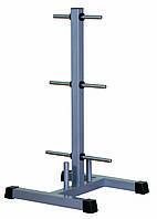 Стойка под грифы и диски (штыри ø25 мм) INTER ATLETIKA GYM BT406